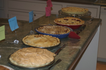 pie party