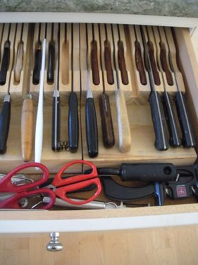 knife drawer